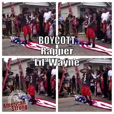 Hot Dogs & Guns: Boycott Rapper Lil' Wayne