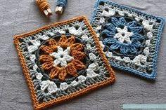 Anemon Çiçeği Bebek Battaniyesi Yapılışı 14