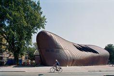 Poppodium Mezz / Pop Centre Mezz ( E.L.J.M. van Egeraat (EEA) ) Breda