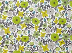 Sarawak Dijon Contemporary Prints DescriptionVibrant multi-coloured floral printed on Geneva.Geneva is a washable plain weave with a wonderfully soft, brushed finish. Fabric Patterns, Flower Patterns, Color Patterns, Print Patterns, Rifle Paper Fabric, Rifle Paper Co, Fabric Wallpaper, Pattern Wallpaper, Motif Floral