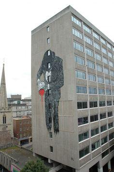 Nick Walker Street art