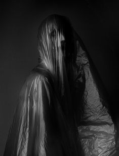 Otherworldly Fashion Photography by Nicholas Alan Cope and Dustin Edward Arnold Conceptual Photography, Dark Photography, Fashion Photography, Texture Photography, Photography Ideas, Dark Creatures, Creatures Of The Night, Fabric Photography, Art Sketchbook