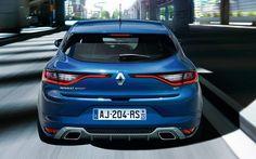 New Renault Megane GT 2016