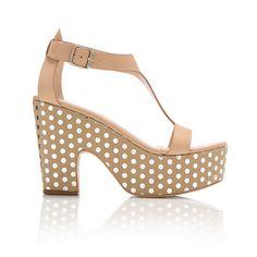 Loeffler Randall - All - Chloe platform sandal