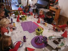 DailyKids|Haarlem|kinderen|knutselen|zaterdag