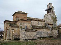 San Cebrian de Mozote, Valladolid, Kastylia i Leon, Hiszpania