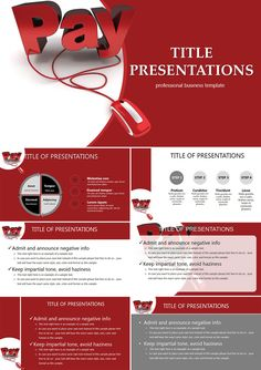 Online Pay PowerPoint templates