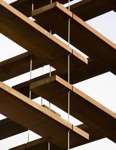 Facade Louver System - Ronstan Tensile Architecture