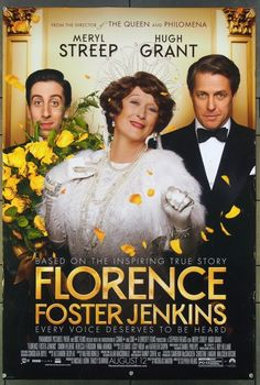 MovieArt Original Film Posters - FLORENCE FOSTER JENKINS (2016) 26599, $22.00 (https://www.movieart.com/florence-foster-jenkins-2016-26599/)