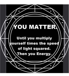 You matter, urblessedalways