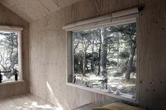 Galerie k příspěvku: Chatka v lese | Architektura a design | ADG