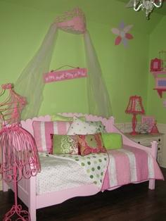 Fancy Nancy room