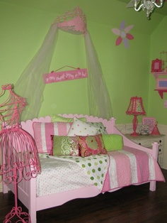 Fancy Nancy room