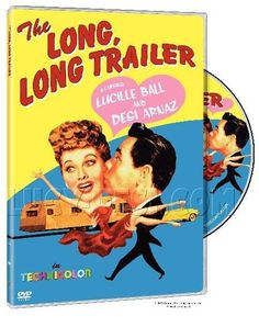 The Long Long Trailer (DVD)