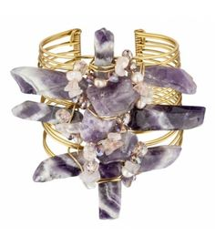 Bracelet - New Flower - Amethyst - Private Suite