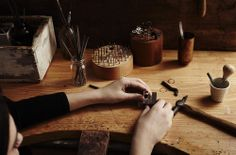 Marina Antoniou Jewellery Studio by Artisan Magazine
