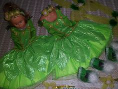 Marry Meias de Seda: Kits de Fada Sininho Especiais para Gêmeas