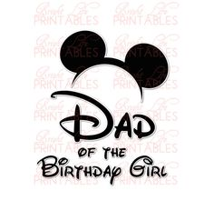 Disney+Iron+On+Transfer+Dad+Of+The+by+BrightLifePrintables+on+Etsy,+$4.00