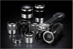 Sony NEX-VG20 Interchangeable Lens Camcorder - lifestylerstore - http://www.lifestylerstore.com/sony-nex-vg20-interchangeable-lens-camcorder-2/