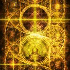 Golden by Martin's Art Dimension #art #consciousness #glitch #graphicgesign #graphics #nyc #visionaryart #thirdeye #world #healing #earth #frequency #dream #abstract #tbt #followforfollow #follow4follow #newyork #spiral #like4like #likeforlike #psychadelic #newyorkcity #fractals #digitalart #me #sacred #gold