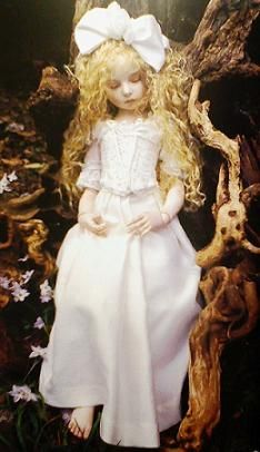 koitsukihime doll / Cliel head sculpt (2003).