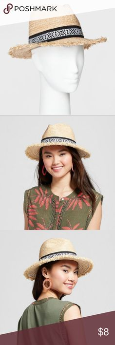 a38b50fb0ae Women s Panama Hat - A New Day Tan Women s Panama Hat - A New Day Tan