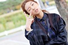 2014S/S Seoul Fashion WeeK Street style // Lee Ho Jeong  | @printedlove