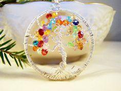 Pendant Tree Of Life jewelry