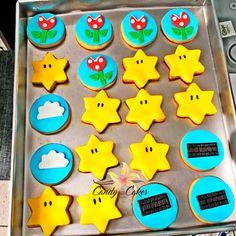 Galletas Mario Bros #Candycakes