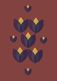 """Grafica di angelcapdesign: """"Lotus"""" #pattern #thecolorsoup #abstract #texture #colors #design #style #geometry #loto #lotus"""