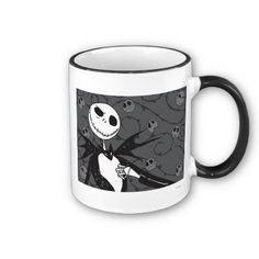 Jack Skellington Disney Coffee Mug