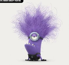 CHARACTER DESIGN INFO: Despicable Me 1 & 2 Design