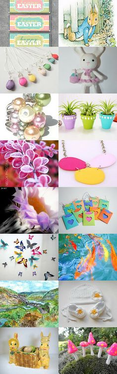 The Beauty of Spring! by Kady on Etsy--Pinned with TreasuryPin.com