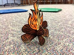 The Show Me Librarian: Campfire Fun at the Library