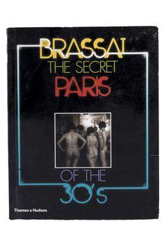 Brassai, Good Books, Nyc, Paris, Shop, Vintage, Vintage Comics, Store, Primitive
