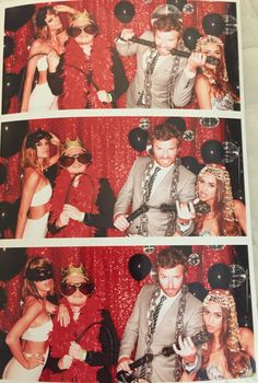 Brett, Taylor and more at BBMA after party
