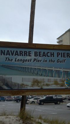 Navarre Beach Fishing Pier, absolutely loved this place. Can't wait to vacation there soon!
