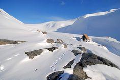 Glaciology Cabin, British Columbia, Canada