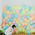 Hello Neon! A Neon Kids' Party Eunice & Sabrina Moyle of Hello!Lucky | Apartment Therapy
