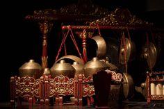 """ gamelan ""  18.Sep.2013  インドネシアの民族音楽のガムラン。楽器が美しい。"