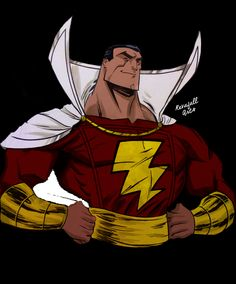 Surpreme Captain Marvel/Surpreme Shazam⚡⚡