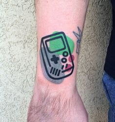 Attention all gamers! This is one wicked piece by...