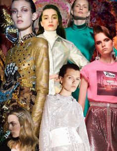Your year ahead, according to the Spring/Summer 2020 collections Leather Culottes, Silk Coat, Roaring Twenties, Bow Blouse, Christopher Kane, Trending Now, Modest Fashion, Victoria Beckham, Fashion Brands