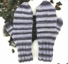 WEBS - America's Yarn Store® offers a huge selection of free knitting and crochet patterns, perfect for when you want to start a new project right away. Free Knitting, Free Crochet, Knit Crochet, Yarn Store, Knit Mittens, Gloves, Crochet Patterns, Advent, Handarbeit