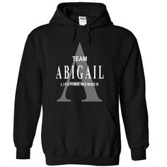 #Funnytshirt... Awesome T-shirts  Price :$39.00Purchase Now    Low cost Codes   View photographs & photographs of ABIGAIL t-shirts & hoodies:For those who don't completely love our design, you possibly can SEARCH your favourite one through the use of search bar o...