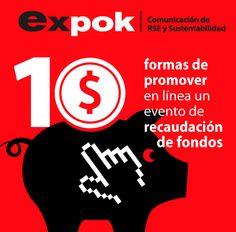 10 formas de promover en línea un evento de recaudación de fondos http://www.expoknews.com/2013/09/24/10-formas-de-promover-en-linea-un-evento-de-recaudacion-de-fondos/