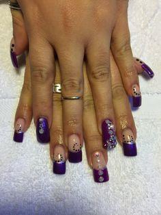 Purple Bling!!