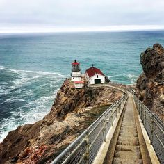 Outdoorsy Mama & LOtL Photography: Lighthouse. Point Reyes National Seashore. Norther...