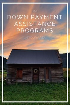 Use the FREE search tool to find DOWN PAYMENT ASSISTANCE in your area!