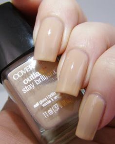 Pretty Girl Science: Another Contender in My Search for the Perfect Nude: Covergirl Forever Fawn
